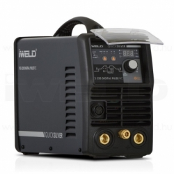 TIG 220 DIGITAL PULSE RC